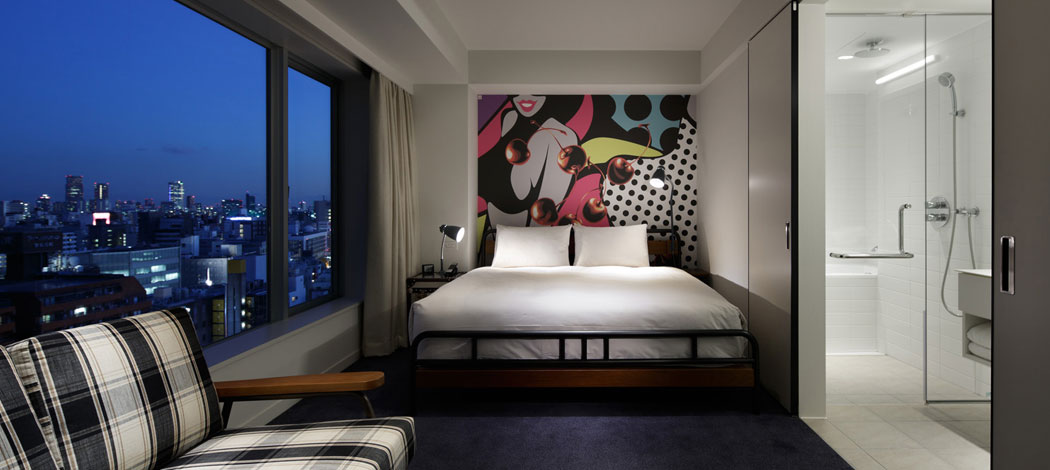 Studio Double | SHINJUKU GRANBELL HOTEL in kabukicho